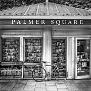 Ben and Raisa Gertsberg - Bike At Palmer Square Book Store In Princeton