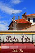 Ben and Raisa Gertsberg - Dolce Vita Cafe In Saint-Raphael France