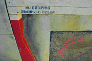 Ben and Raisa Gertsberg - No Dumping - Drains To Ocean No 2